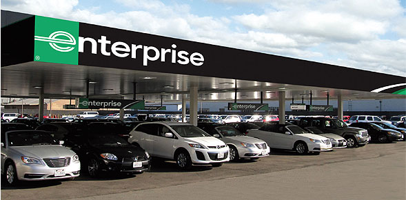 National Enterprise Car Rental Uk