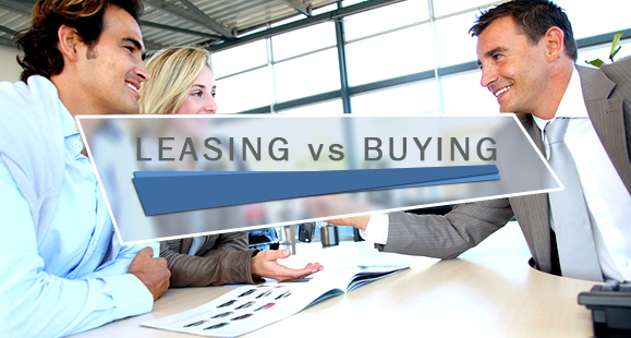 Leasing A Car Vs Buying A Car: Auto Leasing Vs Buying A Car