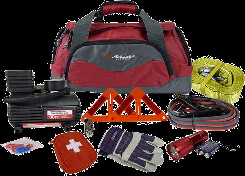 car-emergency-item-saftey-tools