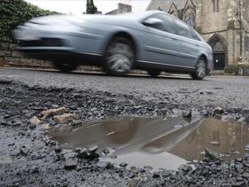Avoiding Potholes