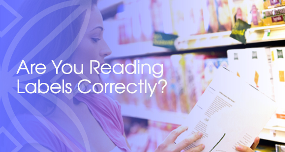 Reading Food Labels Correctly