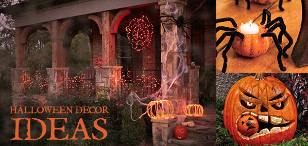 Original Halloween Decorating Ideas