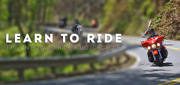 Beginners Guide: How to Ride a Motorcycle - YouTube