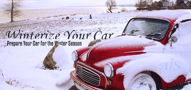 Getting Your Car Ready For The Winter