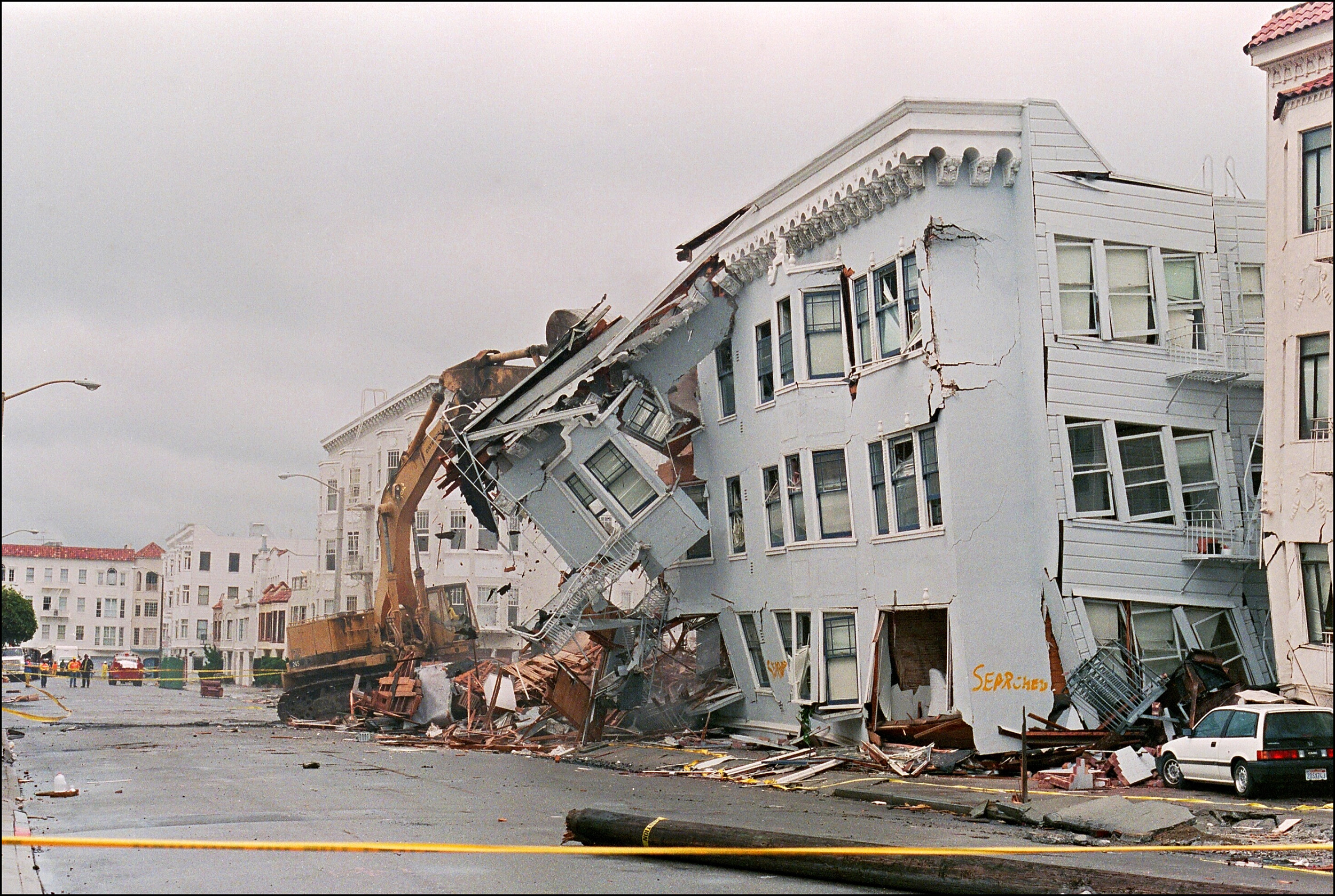 Earthquake Insurance For Apartment Building