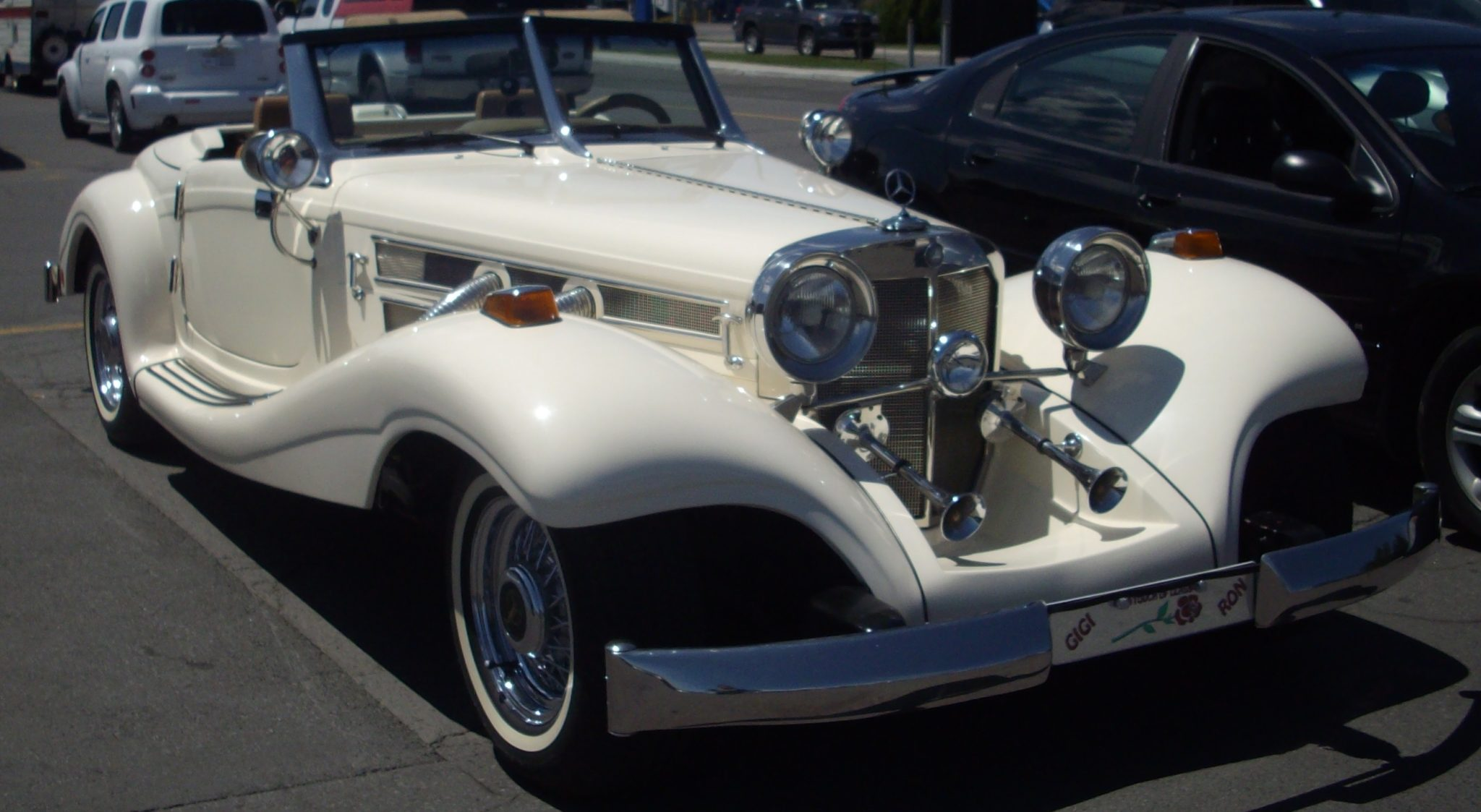 What Kind of Insurance Do I Need for a Classic Car or Kit Car?