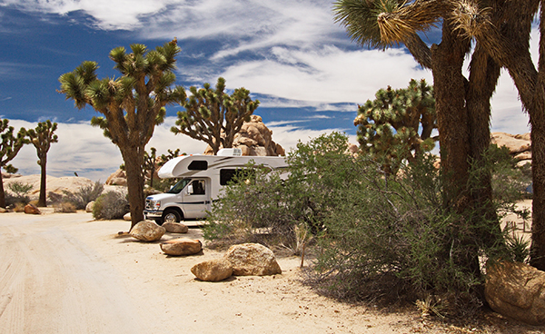 california boondocking