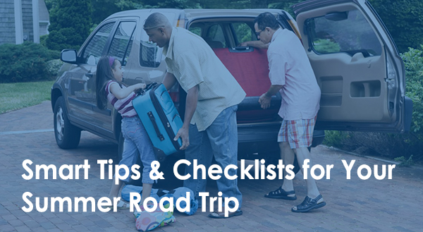 Smart Tips for Your Summer Road Trip