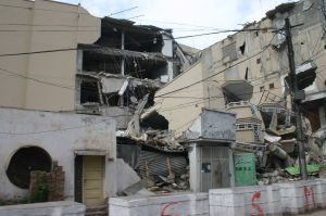 damage from an earthquake and how it can impact your car