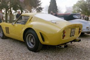 yellow classic car insurance