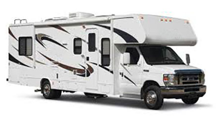 What is specialized recreational vehicle (RV) insurance?