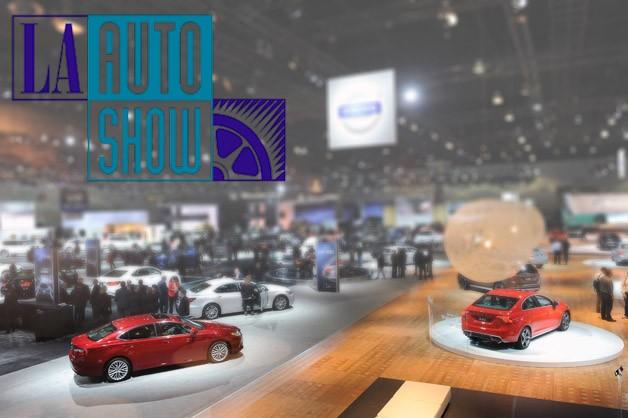 The LA Auto Show!