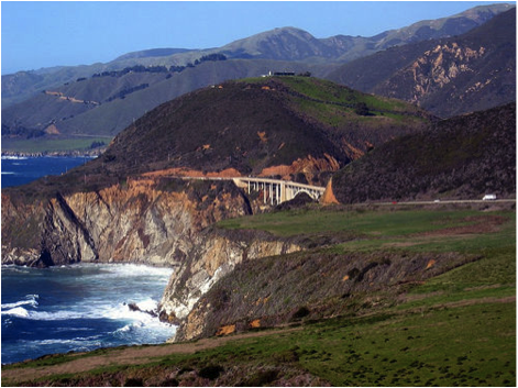 The 5 Most Scenic Drives in California