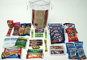 car-emergency-item-snacks