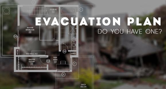 Evacuation Plan in Case of an Emergency?