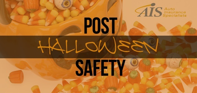 Post Halloween Safety Tips
