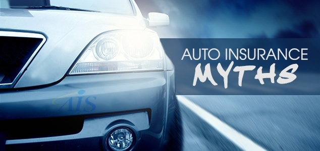 Auto Insurance Myths Busted
