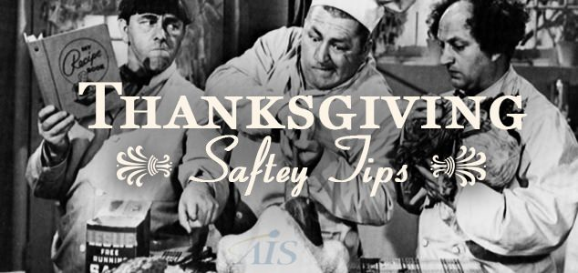 Thanksgiving Safety Tips for a Safe Holiday