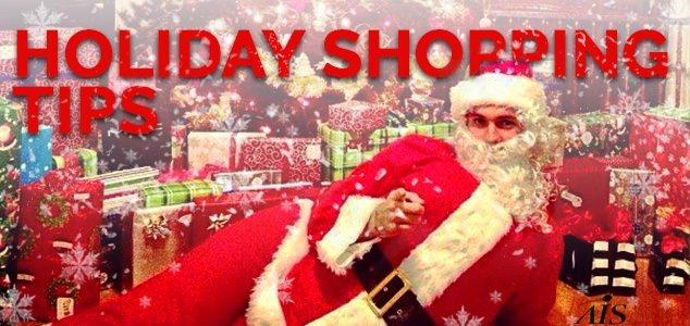4 Holiday Shopping Tips