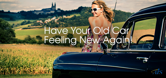 Have your old car looking new