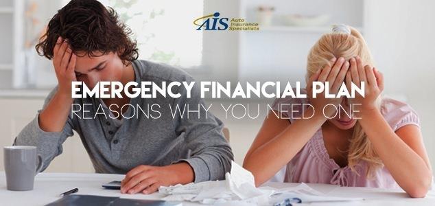 Reasons you should begin an emergency financial plan