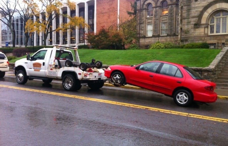 Your Rights Against Towing Companies