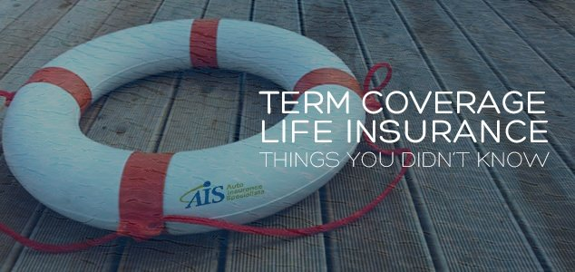 4 Things You Probably Didn't Know About Term Life Insurance