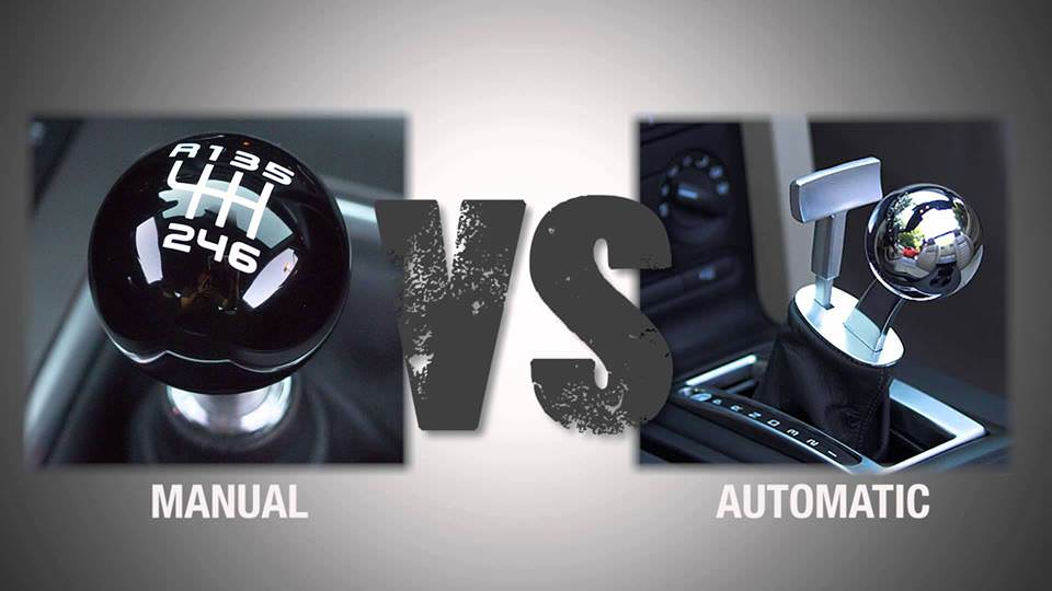 Pros and Cons of Automatic and Manual Cars