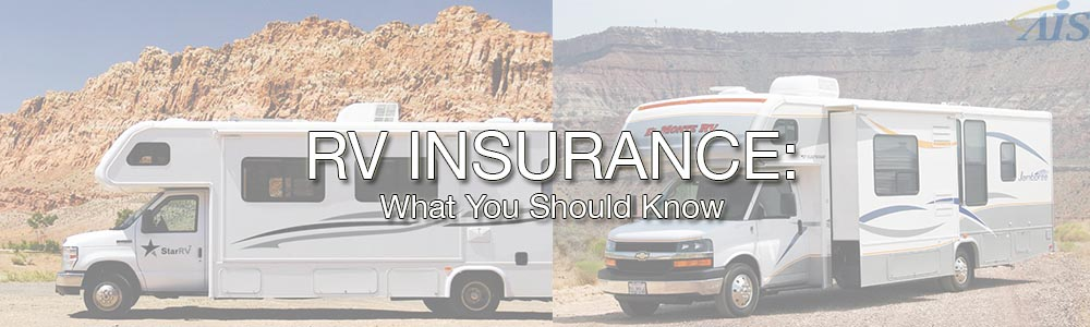 Be Prepared With RV Insurance