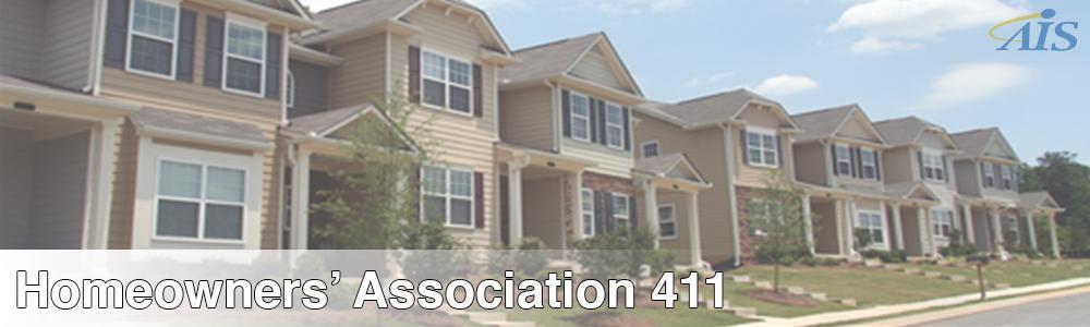 Homeowners Association: