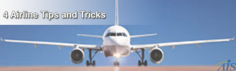 4 Airline Tips and Tricks for Your Summer Travels: