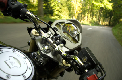 Motorcycle insurance - motorcycle ride