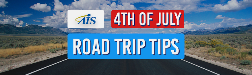Road Trip Tips for the 4th of July