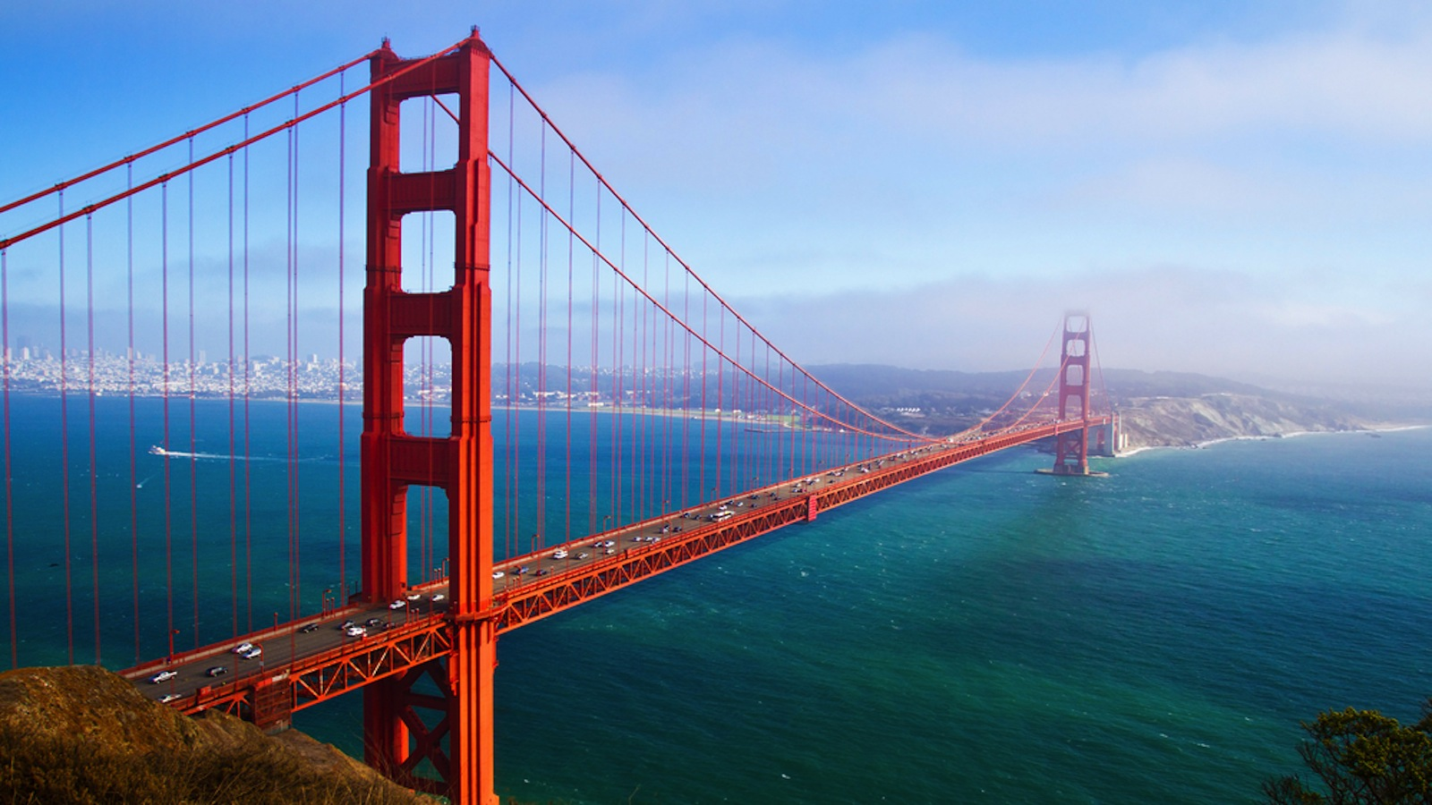 Earthquake  Insurances | Golden Gate Bridge