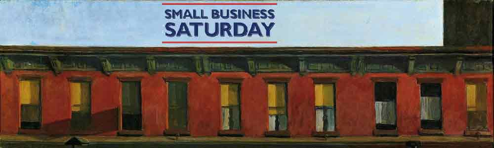 Our Love Affair with Small Business Saturday
