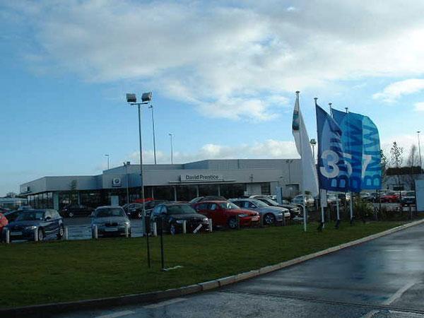 auto insurance - car dealership