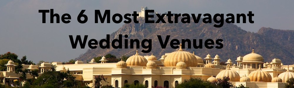 Wedding Insurance - Extravagant wedding venues across the world