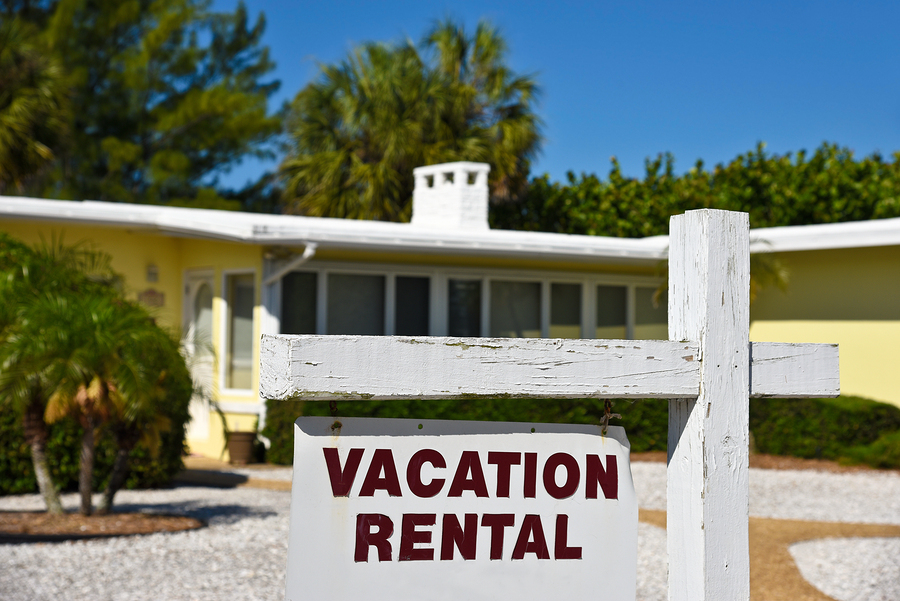 Home Insurance - Vacation Rental House