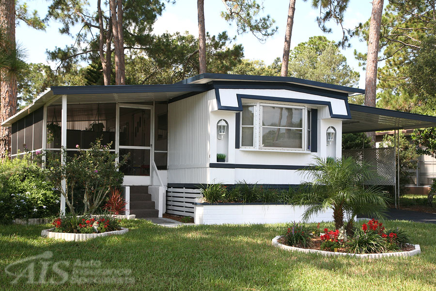Home insurance - mobile homes