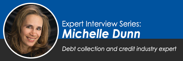 Michelle Dunn of Credit and Collections