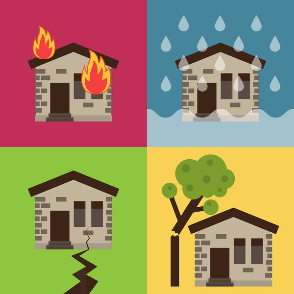 What Kinds of Disasters Does Home Insurance Cover?