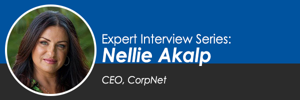 Expert Interview Series: Nellie Akalp of CorpNet.com on Choosing the Right Structure for Your Small Business