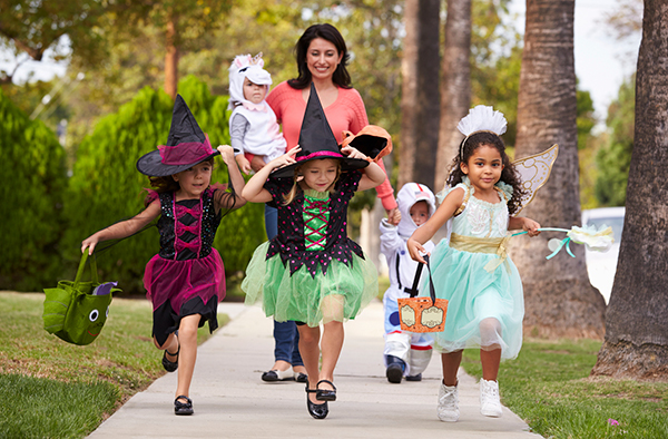 10 Ways to Protect Your Kids, Car and Home on Halloween