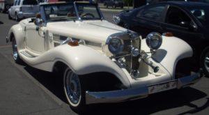 antique classic car