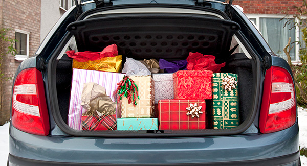 Holiday Shopping Safety: Keep Your Car & Home Safe from Thieves