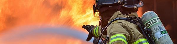 firefighters, fire