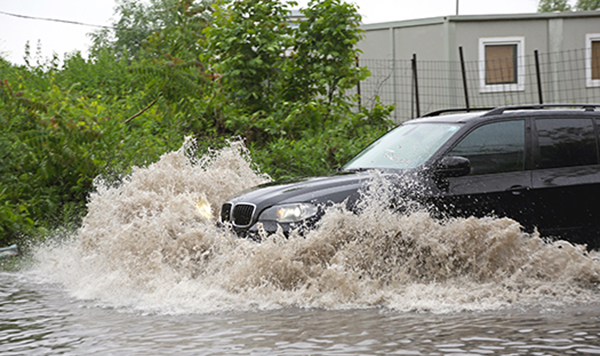 Flash Floods and How to Avoid Car Damage