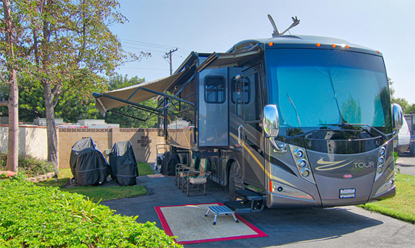 Truly Living in Your RV in California