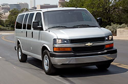 Chevy-Express-Passenger-Van