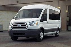 fleet vehicle Ford-Transit